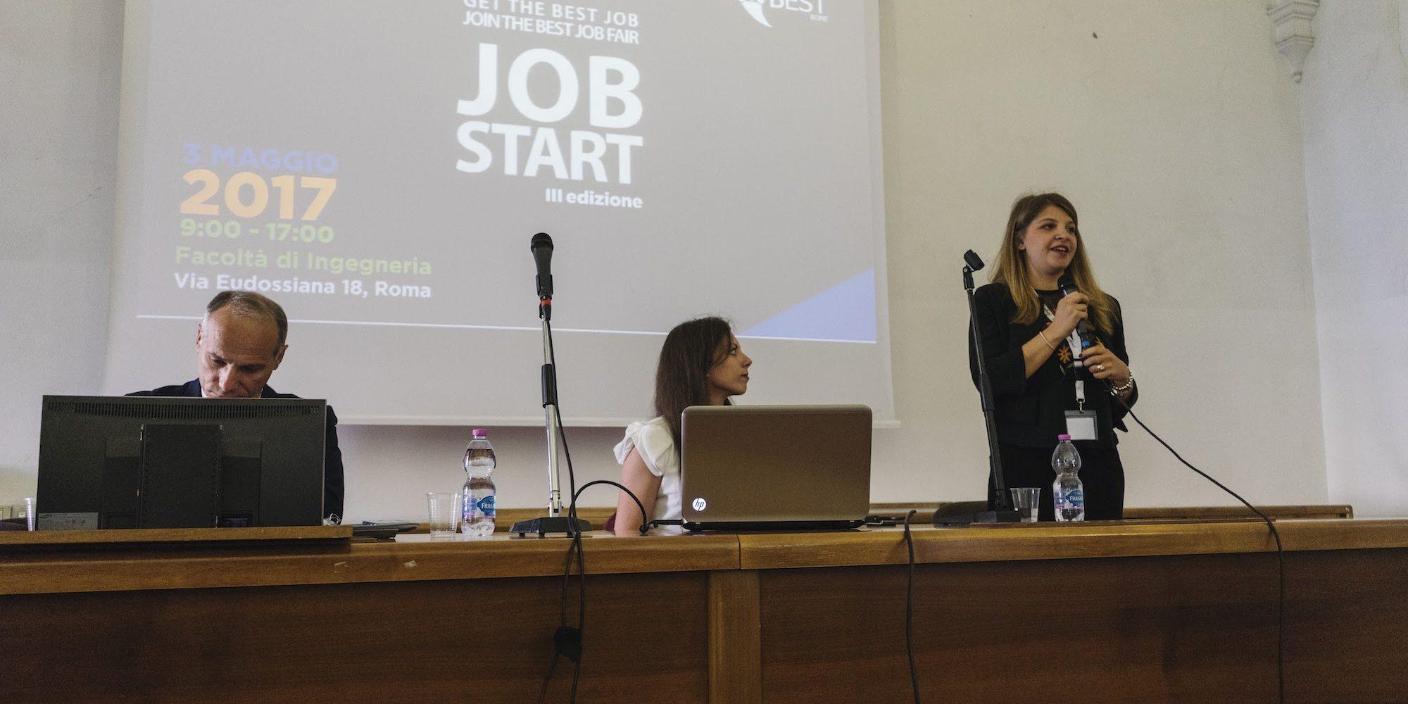 JobStart – Join the BEST Job Fair